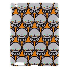 Sitpersian Cat Orange Apple iPad 3/4 Hardshell Case