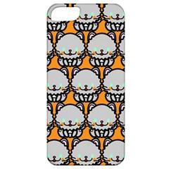 Sitpersian Cat Orange Apple iPhone 5 Classic Hardshell Case