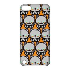 Sitpersian Cat Orange Apple iPod Touch 5 Hardshell Case with Stand