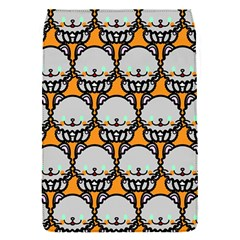 Sitpersian Cat Orange Flap Covers (S)