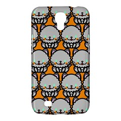 Sitpersian Cat Orange Samsung Galaxy Mega 6.3  I9200 Hardshell Case