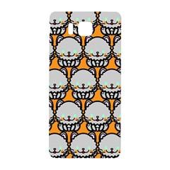 Sitpersian Cat Orange Samsung Galaxy Alpha Hardshell Back Case