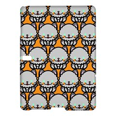 Sitpersian Cat Orange Samsung Galaxy Tab S (10.5 ) Hardshell Case