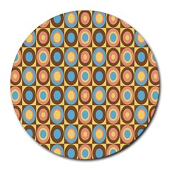 Round Color Round Mousepads