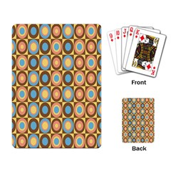 Round Color Playing Card