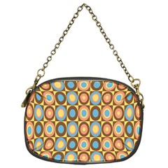 Round Color Chain Purses (One Side)