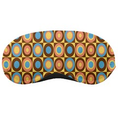 Round Color Sleeping Masks
