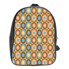 Round Color School Bags(Large)