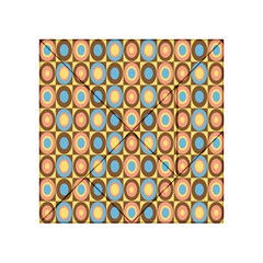 Round Color Acrylic Tangram Puzzle (4  x 4 )