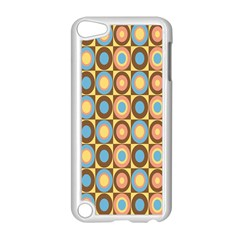 Round Color Apple iPod Touch 5 Case (White)