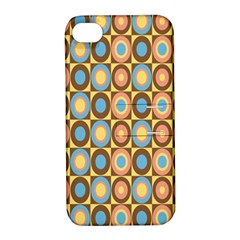 Round Color Apple iPhone 4/4S Hardshell Case with Stand
