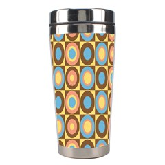 Round Color Stainless Steel Travel Tumblers
