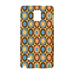 Round Color Samsung Galaxy Note 4 Hardshell Case