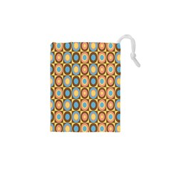 Round Color Drawstring Pouches (XS)