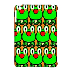 Sitfrog Orange Face Green Frog Copy Apple iPad Mini Hardshell Case (Compatible with Smart Cover)