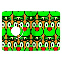 Sitfrog Orange Face Green Frog Copy Kindle Fire HDX Flip 360 Case