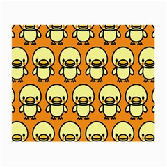 Small Duck Yellow Small Glasses Cloth (2-Side)