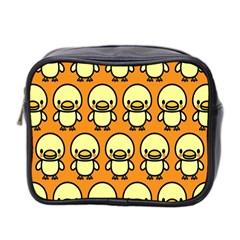 Small Duck Yellow Mini Toiletries Bag 2-Side
