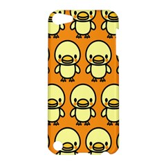 Small Duck Yellow Apple iPod Touch 5 Hardshell Case