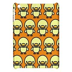 Small Duck Yellow Apple iPad Mini Hardshell Case