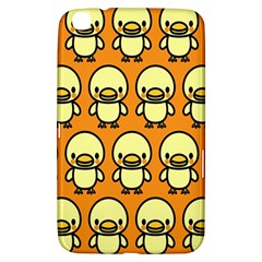 Small Duck Yellow Samsung Galaxy Tab 3 (8 ) T3100 Hardshell Case
