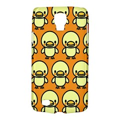 Small Duck Yellow Galaxy S4 Active