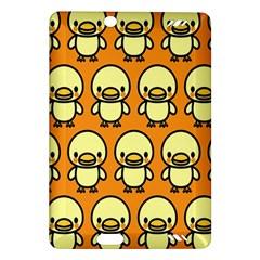 Small Duck Yellow Amazon Kindle Fire HD (2013) Hardshell Case
