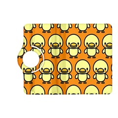 Small Duck Yellow Kindle Fire HD (2013) Flip 360 Case