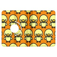 Small Duck Yellow Kindle Fire HDX Flip 360 Case