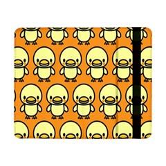 Small Duck Yellow Samsung Galaxy Tab Pro 8.4  Flip Case