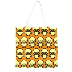 Small Duck Yellow Grocery Light Tote Bag