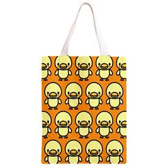 Small Duck Yellow Classic Light Tote Bag