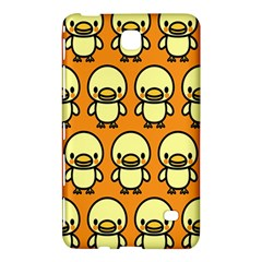 Small Duck Yellow Samsung Galaxy Tab 4 (8 ) Hardshell Case