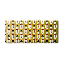Snowman Green Cosmetic Storage Cases