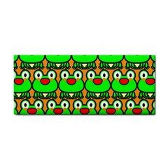Sitfrog Orange Green Frog Cosmetic Storage Cases