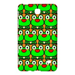 Sitfrog Orange Green Frog Samsung Galaxy Tab 4 (8 ) Hardshell Case