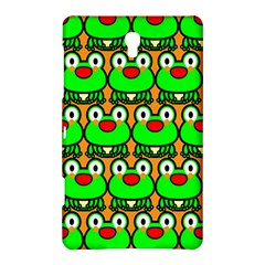 Sitfrog Orange Green Frog Samsung Galaxy Tab S (8.4 ) Hardshell Case