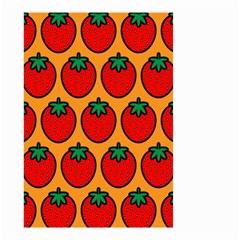 Strawberry Orange Small Garden Flag (Two Sides)