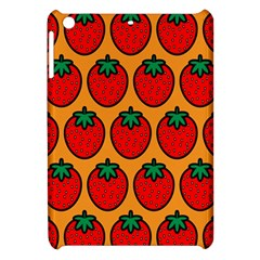Strawberry Orange Apple iPad Mini Hardshell Case