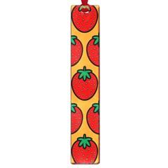 Strawberry Orange Large Book Marks