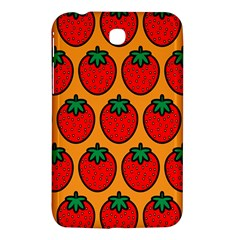 Strawberry Orange Samsung Galaxy Tab 3 (7 ) P3200 Hardshell Case