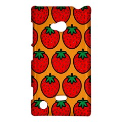 Strawberry Orange Nokia Lumia 720