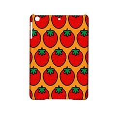 Strawberry Orange iPad Mini 2 Hardshell Cases