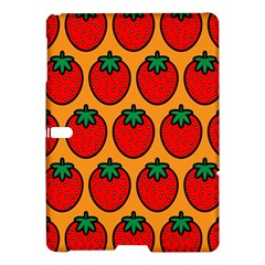 Strawberry Orange Samsung Galaxy Tab S (10.5 ) Hardshell Case