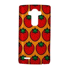 Strawberry Orange LG G4 Hardshell Case