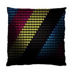 Techno Music Standard Cushion Case (Two Sides)