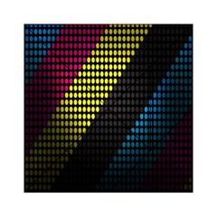 Techno Music Acrylic Tangram Puzzle (6  x 6 )