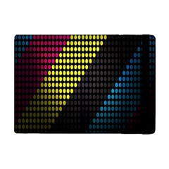 Techno Music Apple iPad Mini Flip Case
