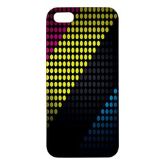 Techno Music Apple iPhone 5 Premium Hardshell Case
