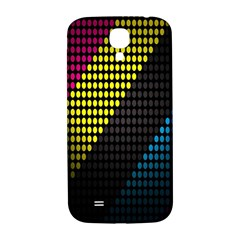 Techno Music Samsung Galaxy S4 I9500/I9505  Hardshell Back Case